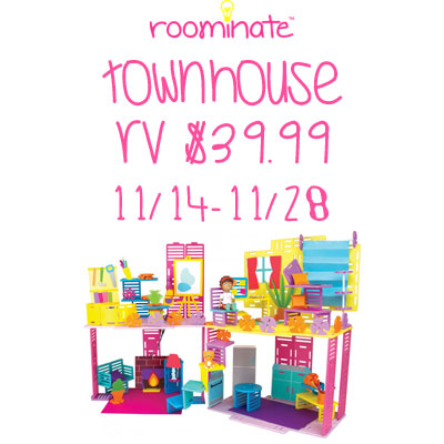 Roominate Townhouse Giveaway