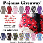 Women's Nightshirt Wardrobe Giveaway Event