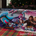 Nerf Rebelle Secrets & Spies Arrow Revolution Bow Blaster from Hasbro