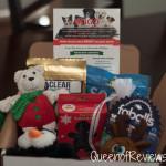Christmas Themed December Box from Pooch Perks
