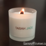 Tarah Jade's New Aroma Candle Collection