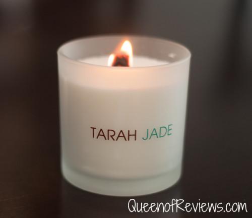 Tarah Jade's New Aroma Candle Collection
