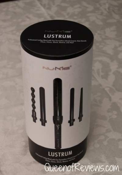 NuMe Lustring Curling Iron Set