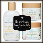 Era Organics HoneyBuns Baby Products Bundle Pack Giveaway