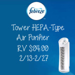 Keep Your Home Feeling Clean and Smelling Great with Febreze Air Purifiers + Giveaway