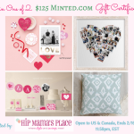 2 Winners – $125 Minted.com Gift Certificate Giveaway