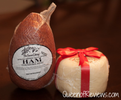 The Swiss Colony Ham & Swiss Gift Assortment