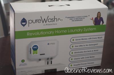 pureWash Pro Box