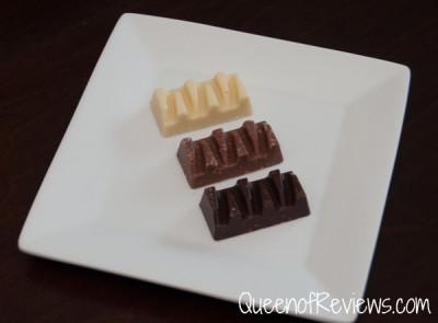 Chocolate Frey Chocobloc Opened