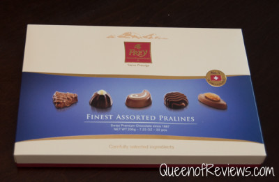Chocolate Frey Assorted Pralines