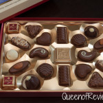 Chocolate Frey Assorted Pralines Opened