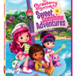 Strawberry Shortcake Sweet Sunshine Adventures #SweetSunshineInsiders + Giveaway