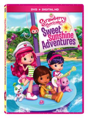 Strawberry Shortcake Sweet Sunshine Adventures