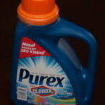 New Purex plus Clorox 2 Works on 100 Stains