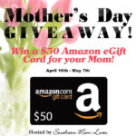 Mother's Day $50 Amazon Giveaway