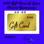 $100 Gift Card of Your Choice Giveaway
