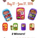 Lunchtime Fun with Goodbyn Giveaway