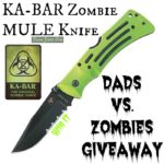 Dads Vs. Zombies Giveaway