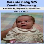 Galante Baby $75 Credit Giveaway