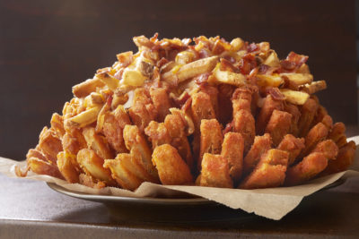 Outback Loaded Bloomin Onion
