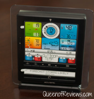 AcuRite Weather Environment System with PRO+ 5-in-1 Sensor & Display with PC Connect Display