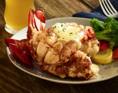 Outback Stuffed Lobster Tail