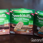 New Biscuit Thins from SnackWell's
