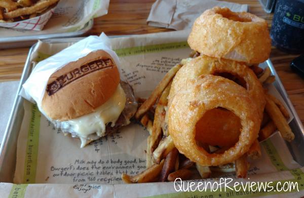 BURGERFI CEO Burger