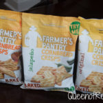 New Cornbread Crisps from Farmer's Pantry. Feed your hunger.