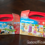 PLAYMOBIL's New Fun Carry Cases + Giveaway