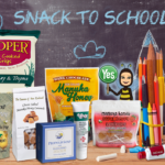 August Snack to School Promo Image