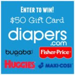 $50 Diapers dot com Giveaway