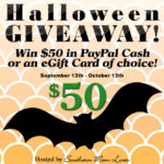 $50 of Choice Halloween Giveaway