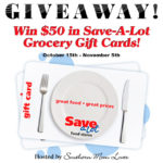 $50 Save-A-Lot Grocery Gift Card Giveaway