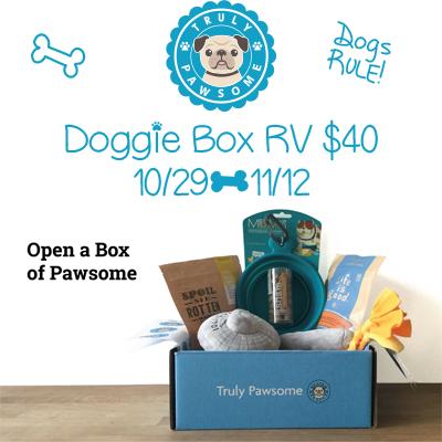 doggie box giveaway