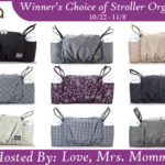 Winner's Choice of Gitta Stroller Organizer