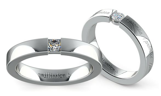 Brilliance Promise Rings