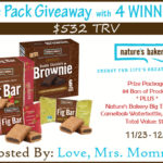 Nature's Bakery Prize Pack Bundle