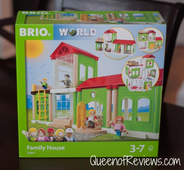 BRIO Family House