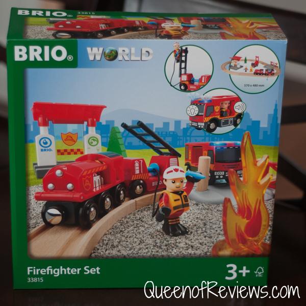 BRIO Fire Station