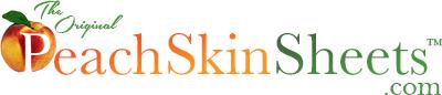 PeachSkinSheets Logo