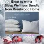 Sleep Wellness Bundle from Brentwood Home Giveaway