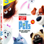The Secret Life of Pets Released on Bluray & DVD This Week + Giveaway