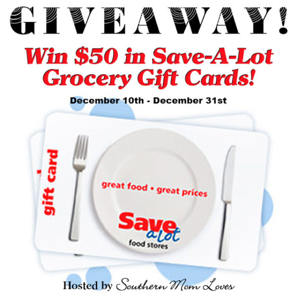 $50 in Save-A-Lot Gift Card Giveaway