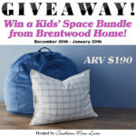 Brentwood Home Kids' Space Bundle Giveaway