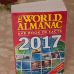 The World Almanac and Book of Facts 2017 – A Great Gift This Christmas Season + Giveaway