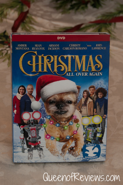 Christmas All Over Again Now Available on DVD