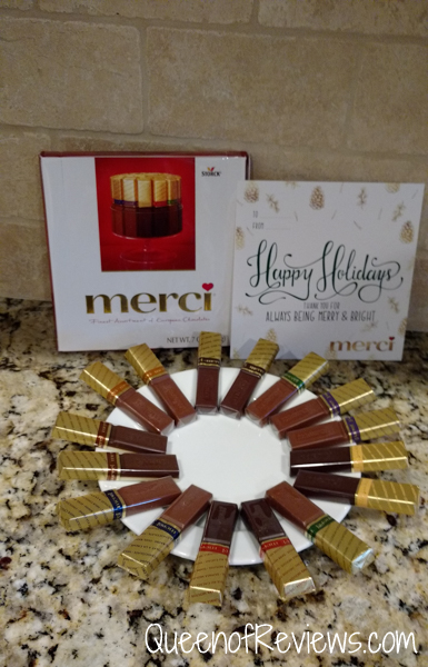 Give Merci Finest Selection - The Sweetest Gift This Holiday Season