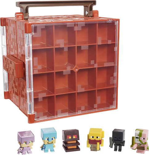 Minecraft - Mini Figures Collector Case