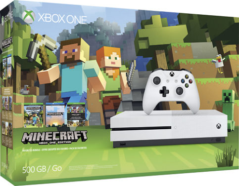Minecraft XBOX One Bundle